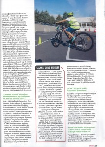Pedal Dergisi 1 sayı S2